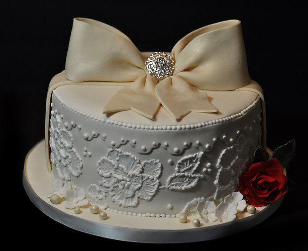 Tmx 1473084800721 Triplebs Norway, ME wedding cake