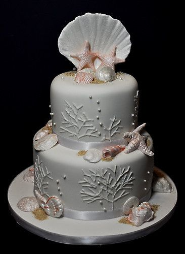 Tmx 1473084808563 Underseacakep Norway, ME wedding cake
