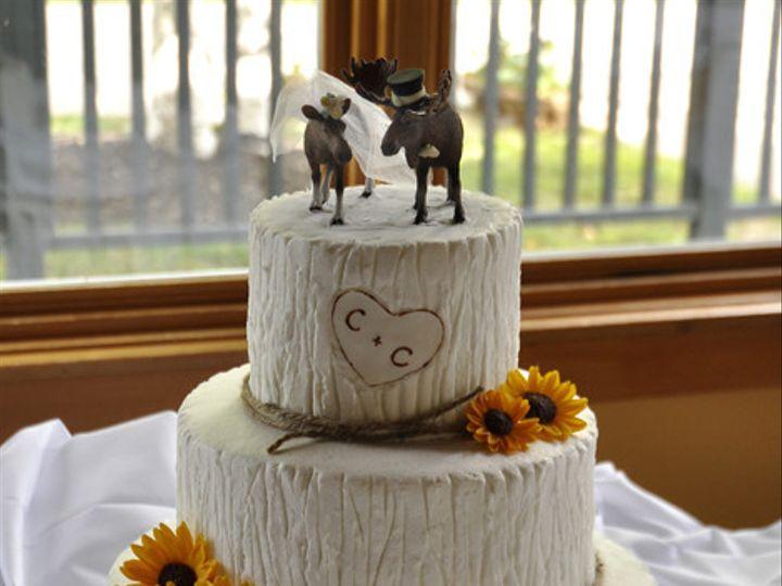 Tmx 1473084976922 Stoudardwedding Norway, ME wedding cake