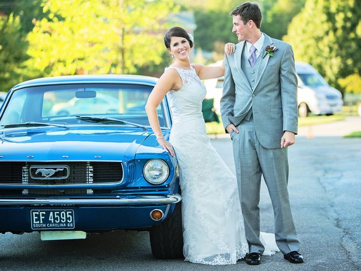 Tmx 1424323569639 Olivia Josh 09 20 2014 Wedding 0521 Abbeville, SC wedding planner