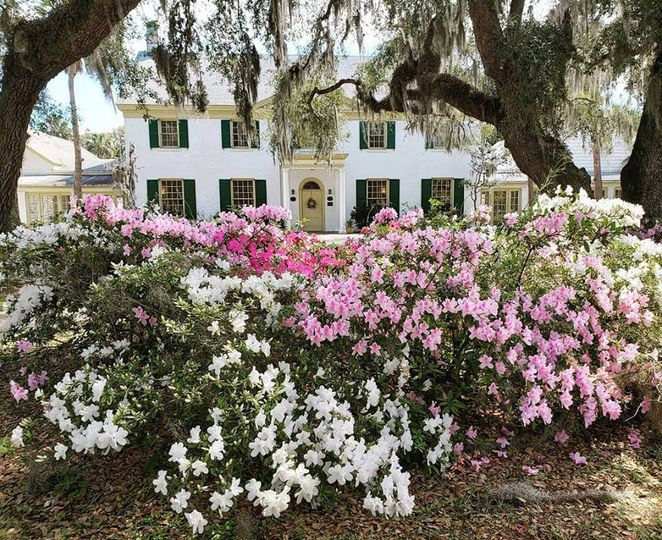 Ribault Club in Spring