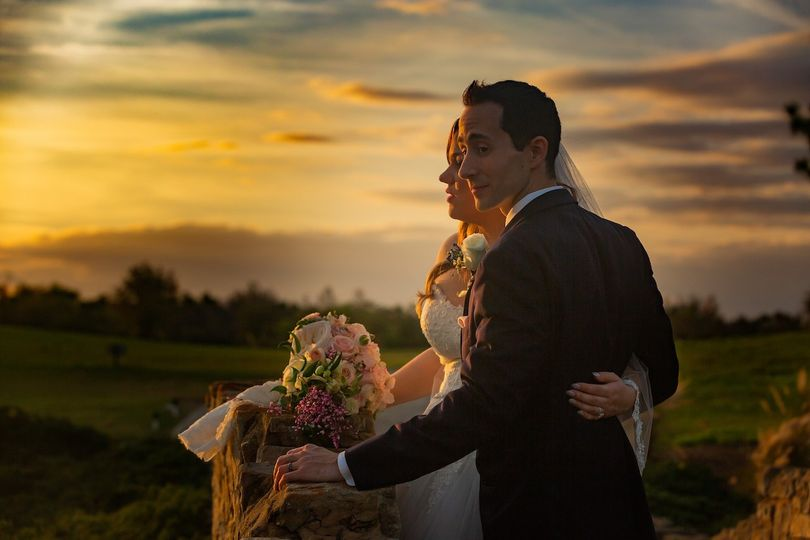 A shared moment - PAVION WEDDING PHOTOGRAPHY
