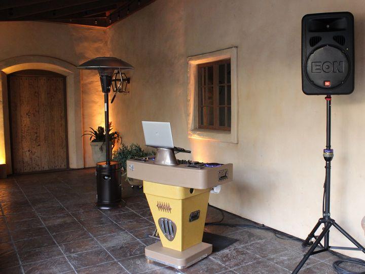 Tmx Dj Booth Djwarwick 7 51 691975 160348850160910 Hollister, CA wedding dj