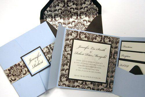 Tmx 1310059614569 Croppeddamask2 Denver wedding invitation