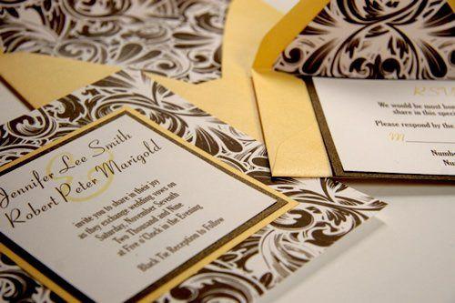 Tmx 1310059644648 Apricotcoffee Denver wedding invitation