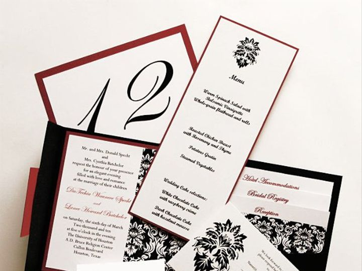 Tmx 1310059740163 20100313004 Denver wedding invitation