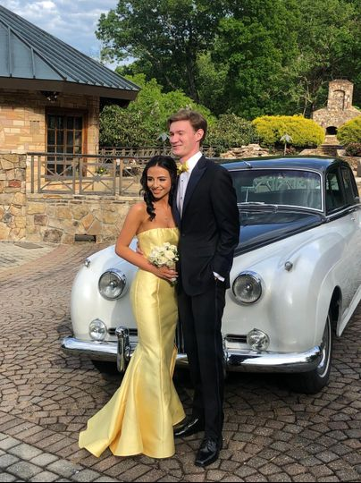 2019 Prom in Chattanooga