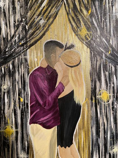 Commission, NYE couple