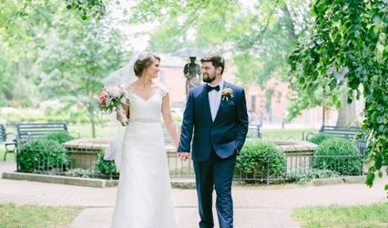 The wedding of Nick and Ashley