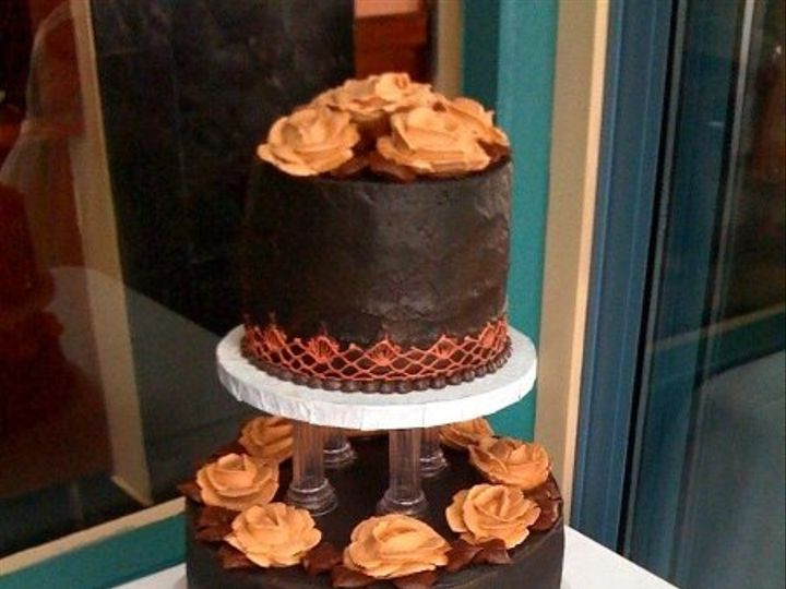 Tmx 1221794783076 Weddingcake%2809 07 08%29 Wingdale wedding cake