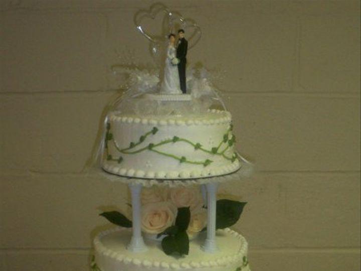 Tmx 1231074122187 100 0814 Wingdale wedding cake