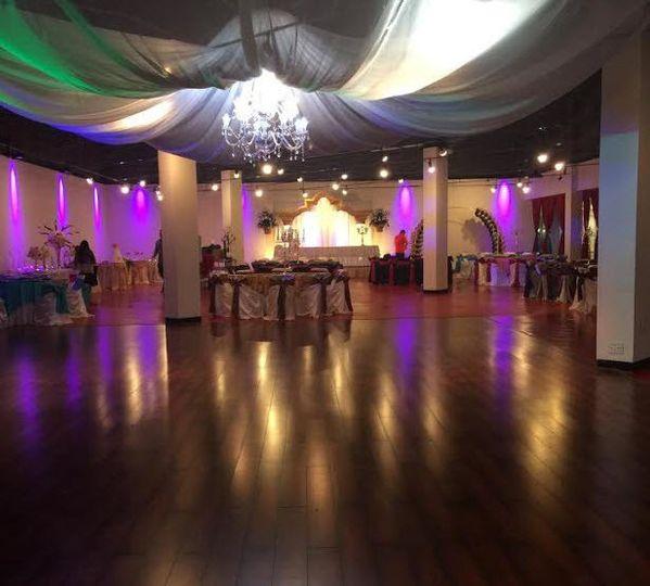 ballrooms banquet halls dallas event center tx 1