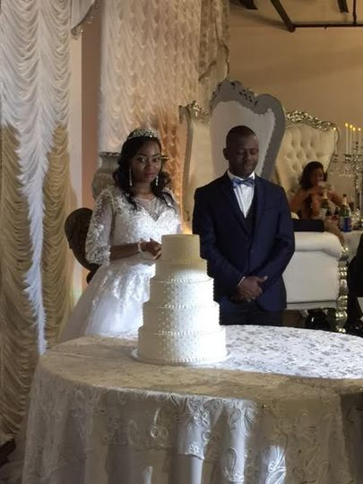 bride and groom nigerian 1