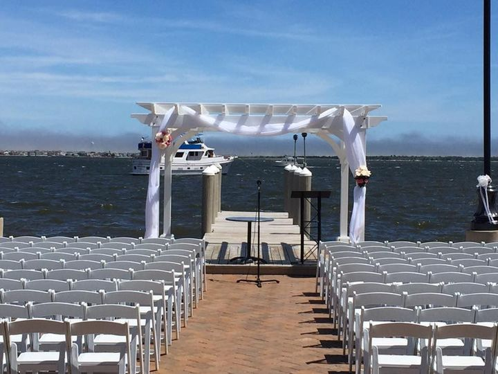 Martell S Waters Edge Venue Bayville Nj Weddingwire