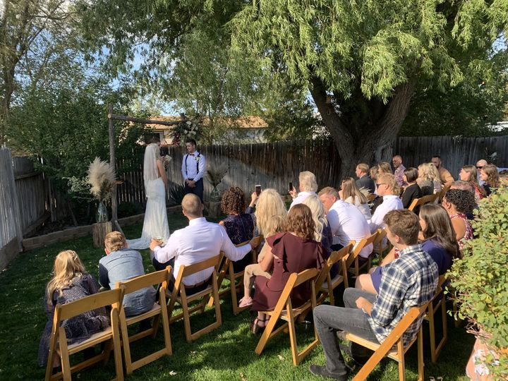 Sandmire Wedding