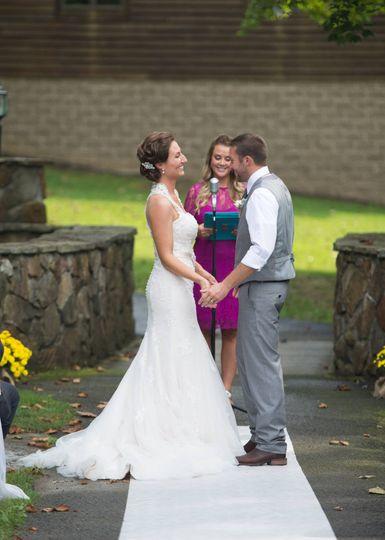 dm wedding