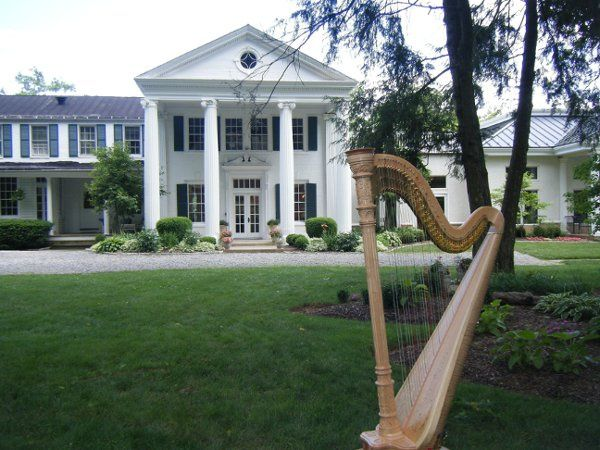 Melissa's Harp at Whitehall Manor