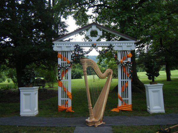 Harp is ready