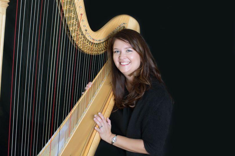 Melissa Tardiff Dvorak, Harpist - Ceremony Music - Falls