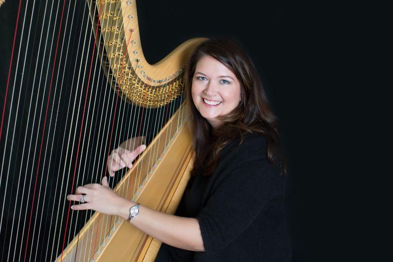 Melissa Dvorak, Harp