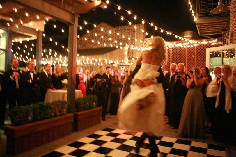 Warm weddings