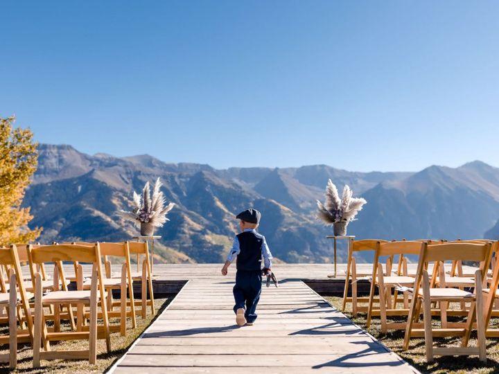 Tmx Eicher Boy Ceremony 51 1975975 160460510447186 Telluride, CO wedding planner