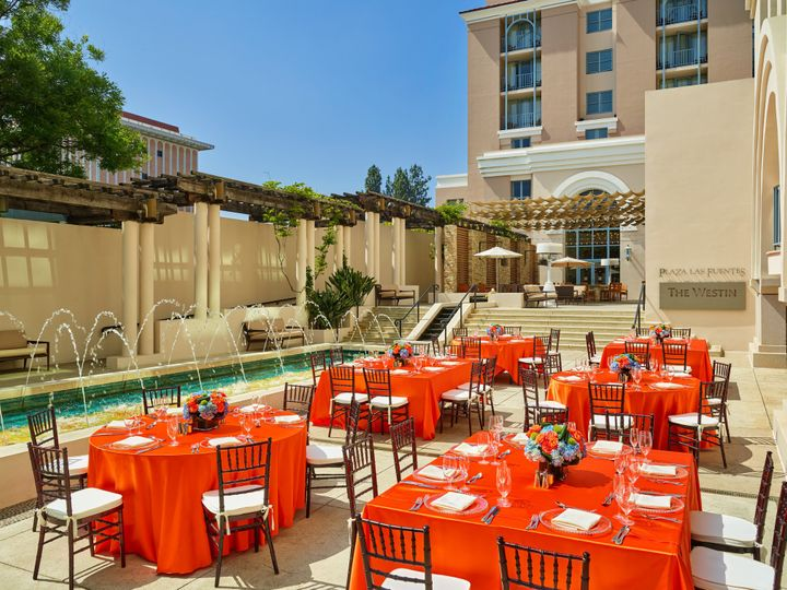 Tmx 1501377659157 Courtyard Social Pasadena, CA wedding venue