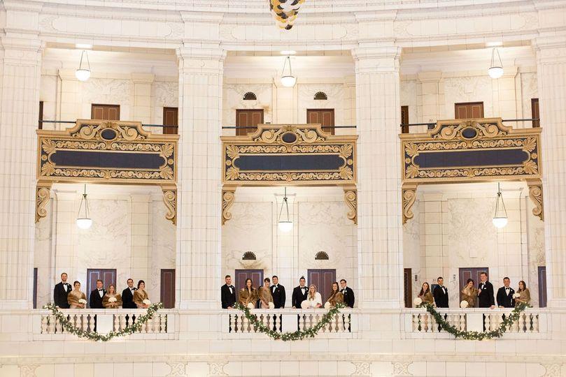 Detroit, NYE Wedding