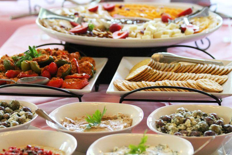 Bacio Catering