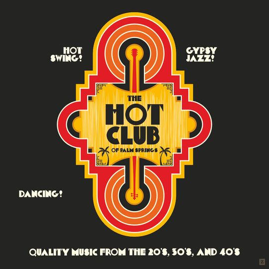 The Hot club of Palm Springs plays Jazz, Acousitc, Classical, Swing, and Pop music.