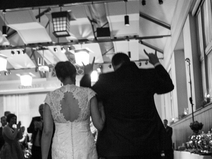 Tmx 1394484702140 Couple Entrance Into Auditoriu West Chester, PA wedding venue