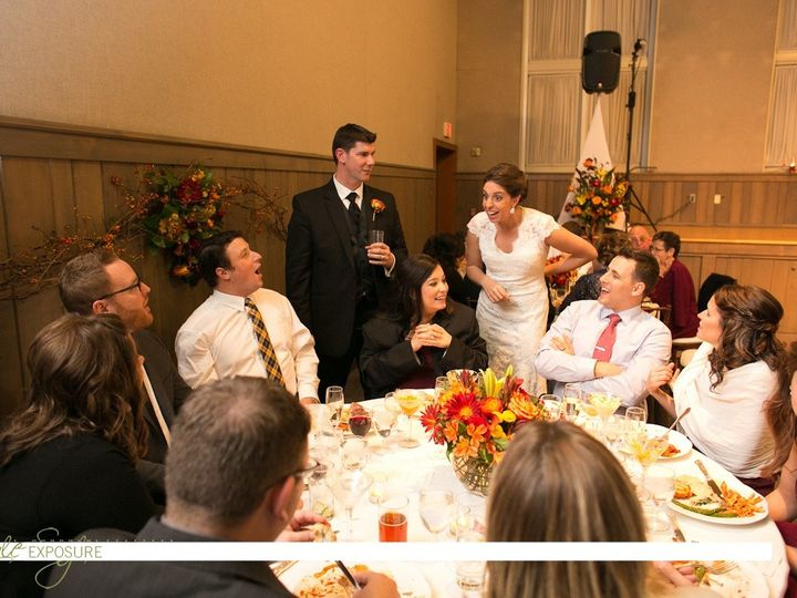 Tmx 1394484743362 Greeting Guests In Auditoriu West Chester, PA wedding venue