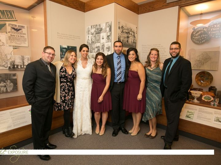 Tmx 1394484751597 Potriets In Entrance Galler West Chester, PA wedding venue