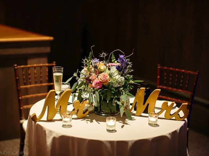 Tmx 1416934441228 Auditorium   Sweetheart Table West Chester, PA wedding venue