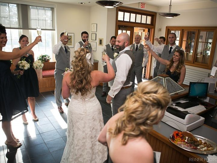 Tmx 1416934453347 Lobby   Celebratory Toasts For The Couple West Chester, PA wedding venue