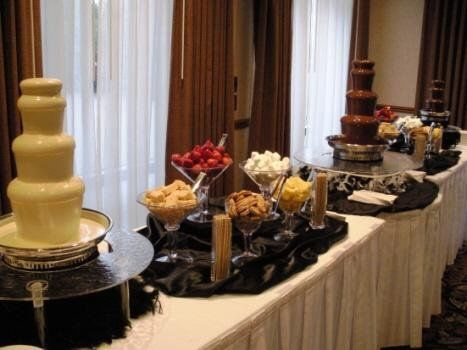Chocolate Fountains Forever