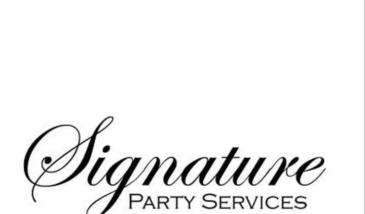 Signature Party Services