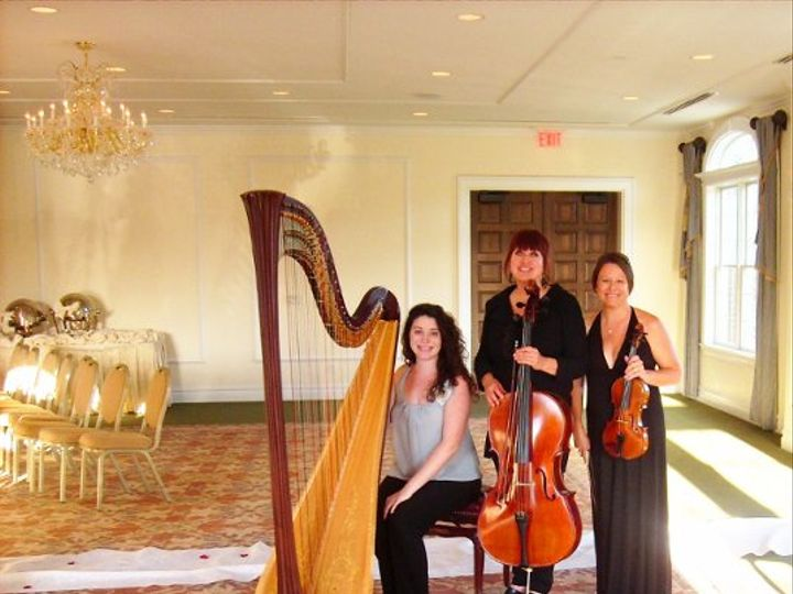Tmx 1337178817199 AGraceNoteHarpTrio Cape May Court House, New Jersey wedding ceremonymusic