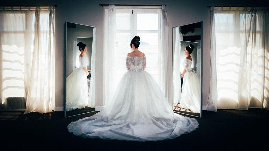 Wedding day ready