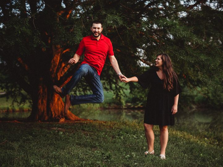 Tmx 190531 Kyle Brittany Teasers 008 51 1044085 1559604853 Kansas City, MO wedding videography