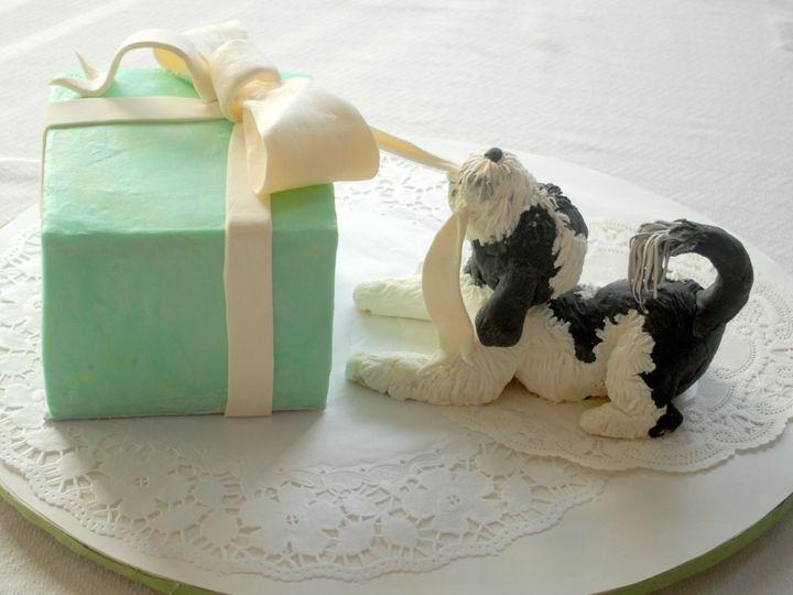 Tmx 1357916520357 TobysCake Manchester, Massachusetts wedding cake