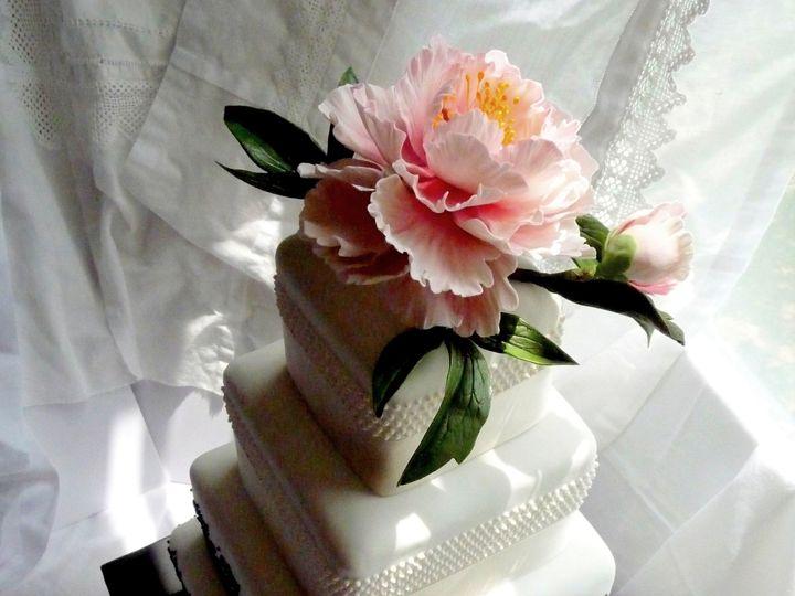 Tmx 1427408287624 P1060232 Manchester, Massachusetts wedding cake