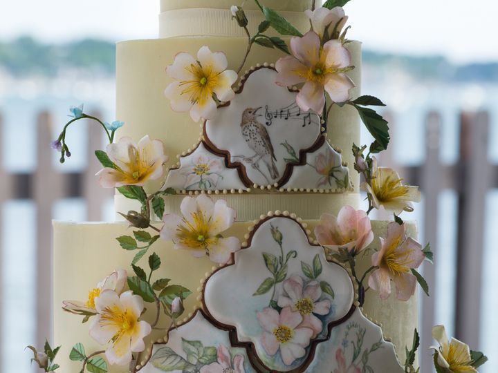 Tmx 1477936643410 Dsc1833 3 Manchester, Massachusetts wedding cake