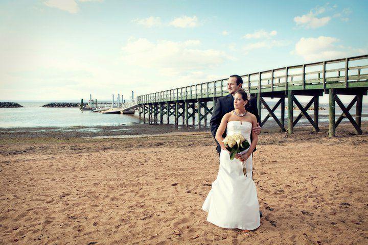 Beach Ceremony Location