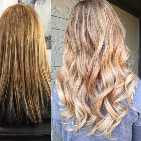 Corrective color and extension