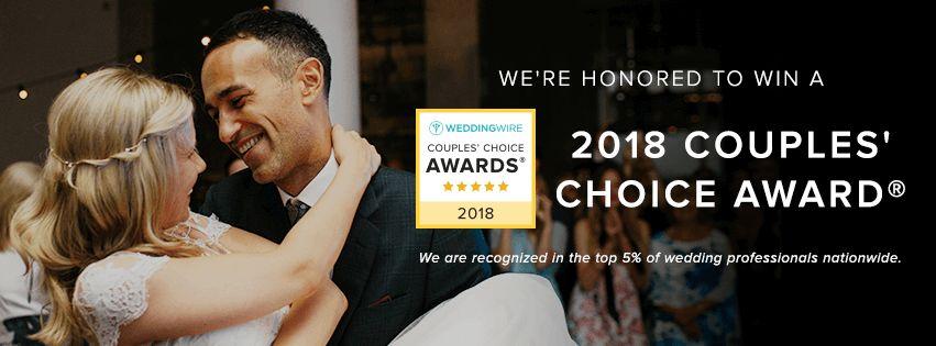2018 Couples' Choice Winner