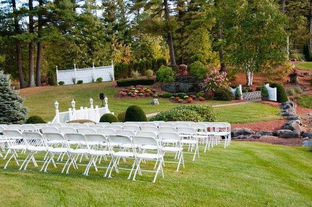 Tmx 1499713051389 Waterfall Ceremony 2 Windham, NH wedding venue