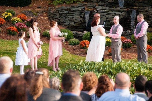 Tmx 1499713051401 Waterfall Ceremony 3 Windham, NH wedding venue