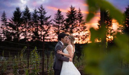 The wedding of Sarah and Jared
