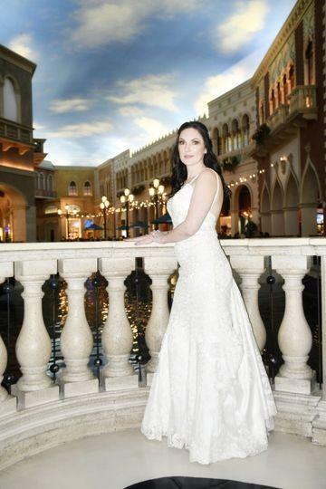 Bridal Portrait - Las Vegas